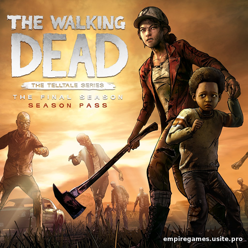 The Walking Dead: The Final Season - Episode 1-4 (2018) PC | Лицензия